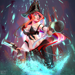 Miss Fortune by DaughterOfMetis
