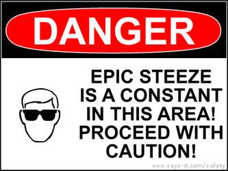 Steeze logo ID by Bleedmanian13