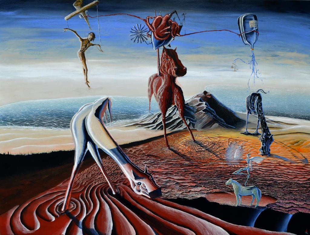 Fourbidden by DavidMylesBrumagin