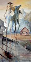 Chasing the Great Illusion by DavidMylesBrumagin