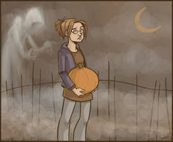 halloween '09 by gastave