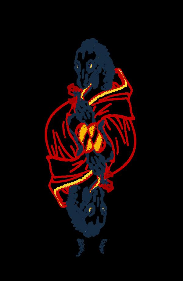 Dragon Queen by Mallanaga