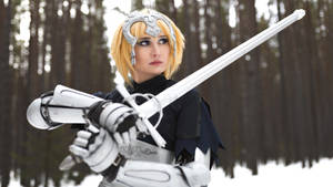 Fate/ Jeanne Cosplay #12