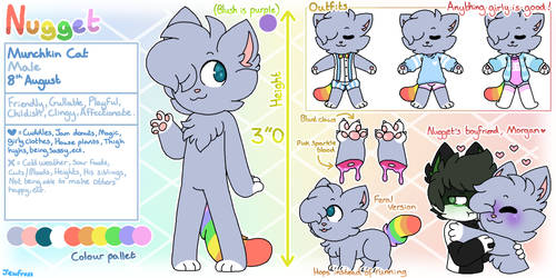 Nugget Reference [NEWEST 2018] by Frossiilu
