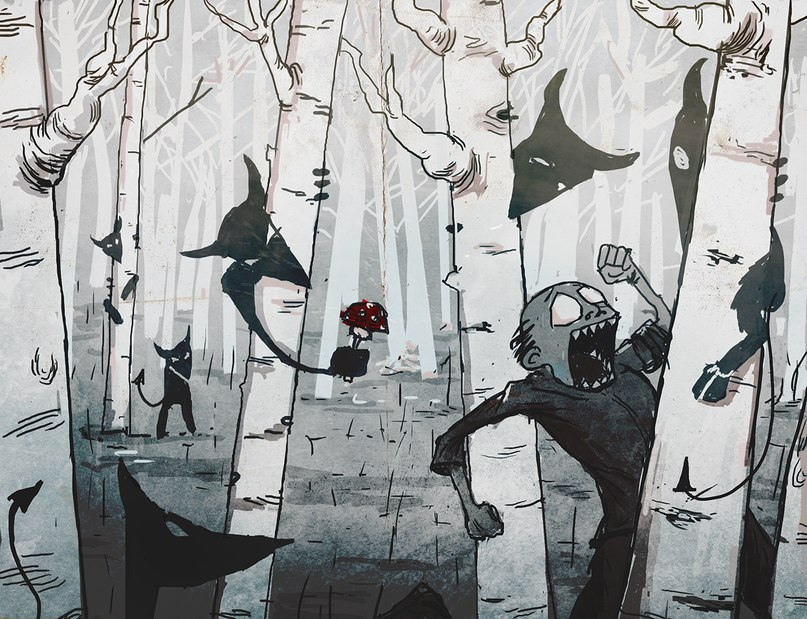 Devils! by RumourTheNoir