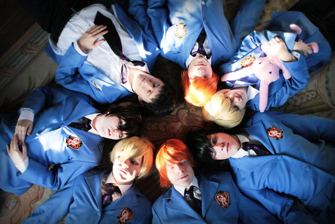 Ouran High School Host Club Bs