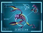 Zebesian Space Pirate 1