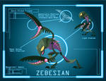 Zebesian Space Pirate 2
