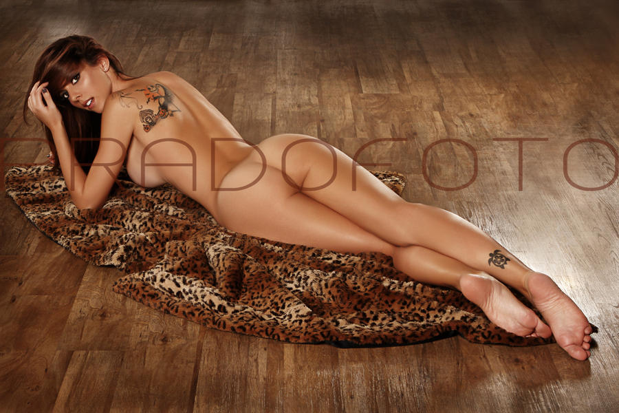 leopard lilly by LillyLeeModel