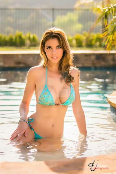 Kandyshop Bikini by LillyLeeModel