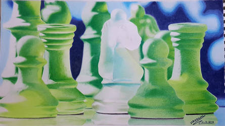 Chess by WessamADEN