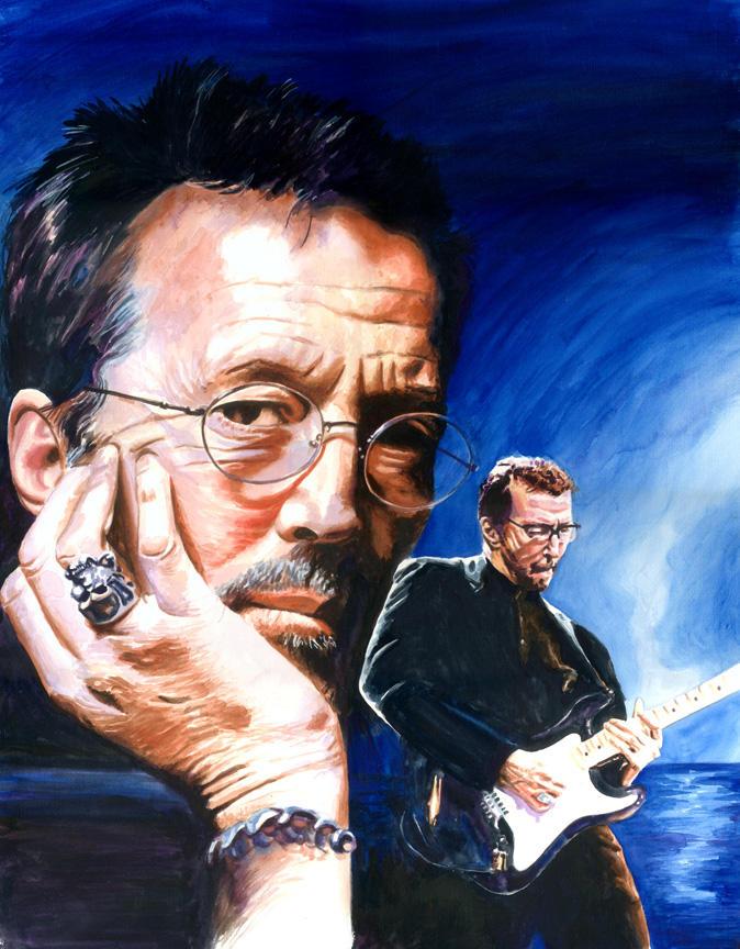 Clapton 4 by kenmeyerjr by Virtuoso-Guitarists
