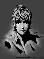 Portrait 2 - Anime Version - shaded by anime-master-96