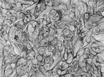 Doodle Time - Sus-pen-sion - #001