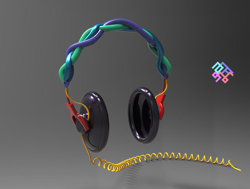 headphone 1 by anime-master-96