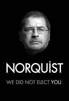 Norquist: We Did Not Elect You