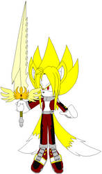 Super Genesis... by Legends-Are-ETERNAL