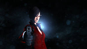(Resident Evil) Woman In Red
