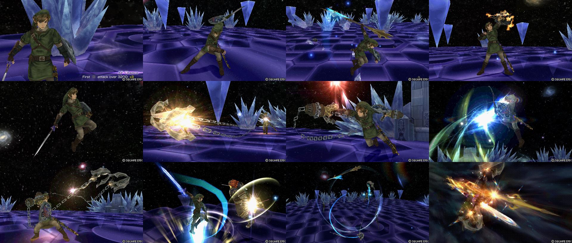 SatoshiKura's Mods: Hyrule Warriors Link released - Mods