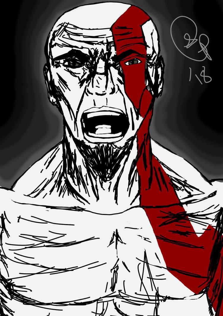 Kratos by SmallzTV