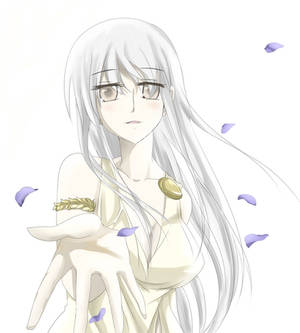 Greek Goddess (Present given by friend)