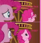 Hilarious Pinkie Moment!