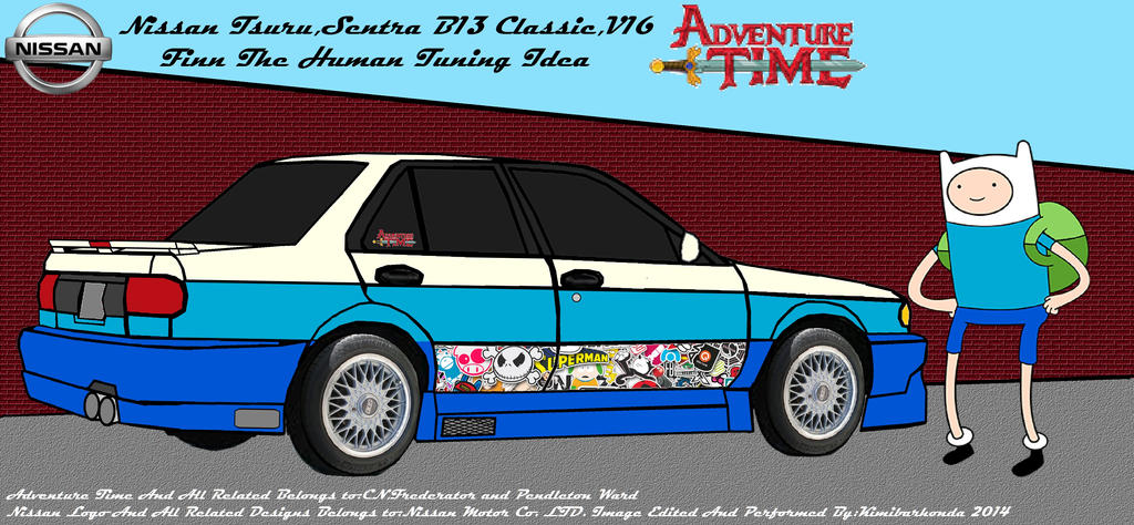 Nissan March Tuning >> Nissan Tsuru Finn Tuning Idea by KimiBarHonda on DeviantArt
