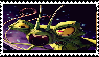 TMNT 2012 Snakeweed- Stamp by XxMoonlight-1-WishxX