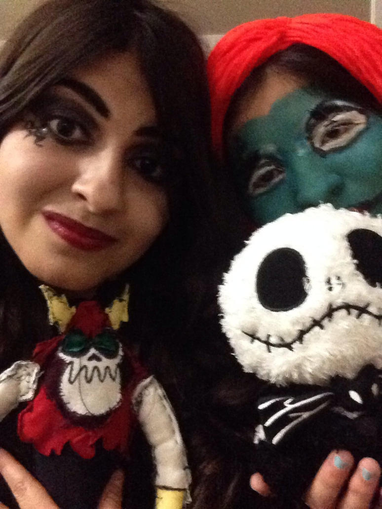 Halloween Costume 2014 - Skeleton Boyfriends by XxMoonlight-1-WishxX