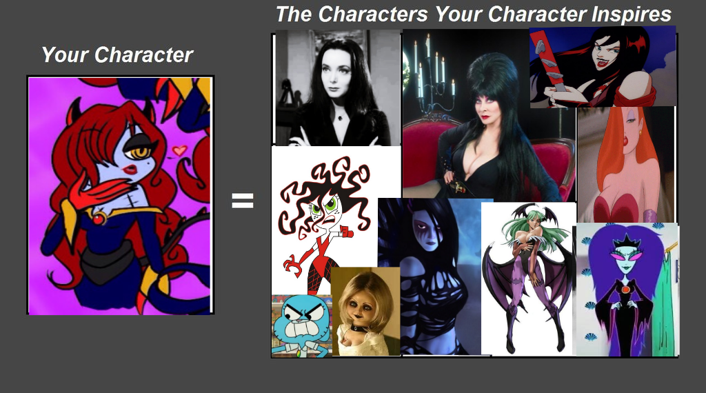 Funny Meme Character : Oc inspiration meme mistress myrna by xxmoonlight wishxx on