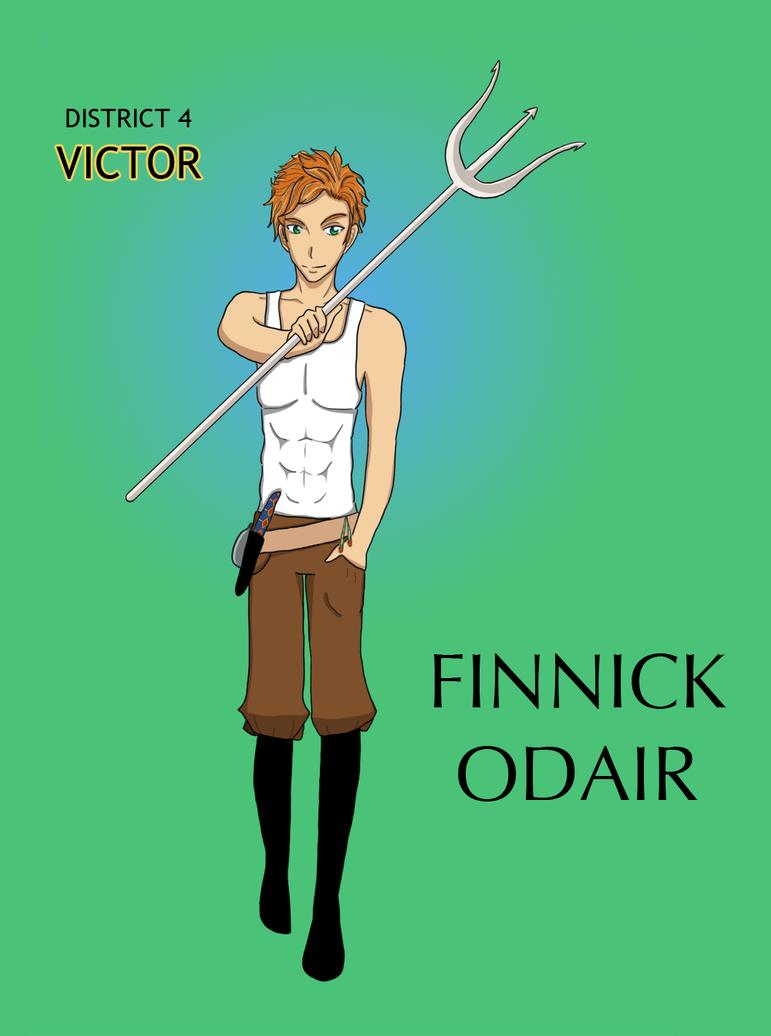 District 4 Victor by jinglefox