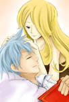 Daigo and Shirona