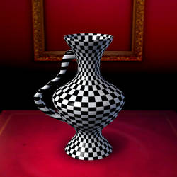 Checkerboardvase6144