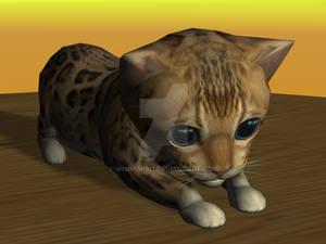 Croaching Cat8000