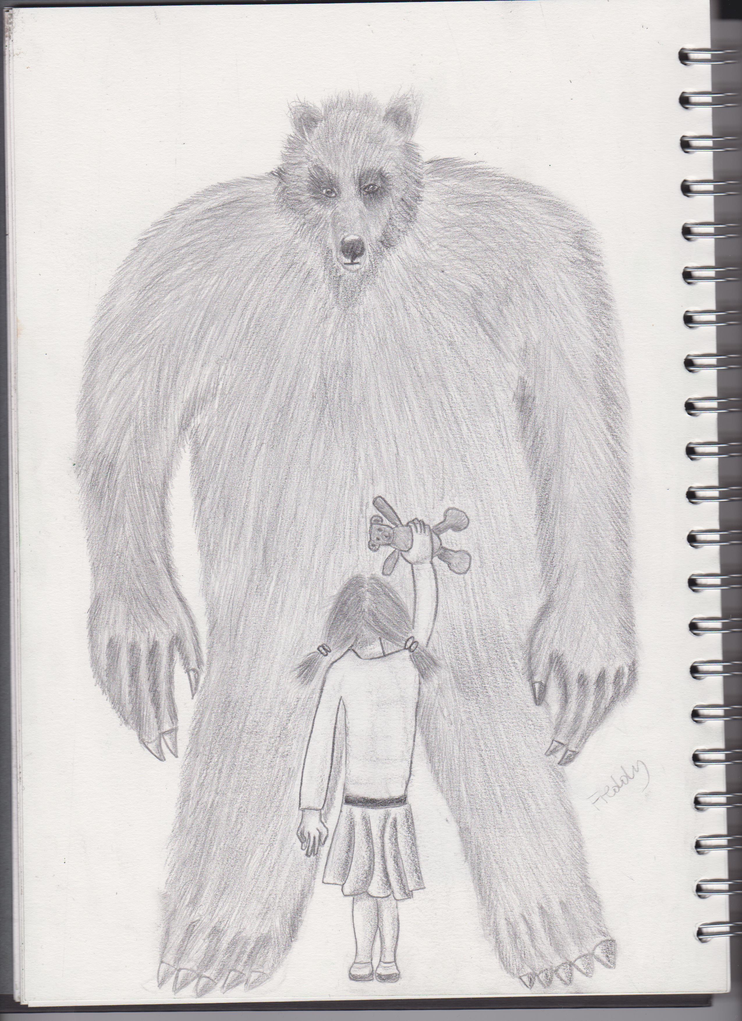 Do you like my Teddybear?