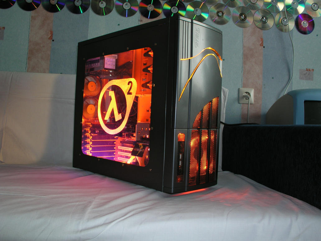 My Half-Life 2 Case Mod 2 by GizmO-FBI