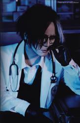 Abyss Ruki The Gazette by ReinaAnimeEdition