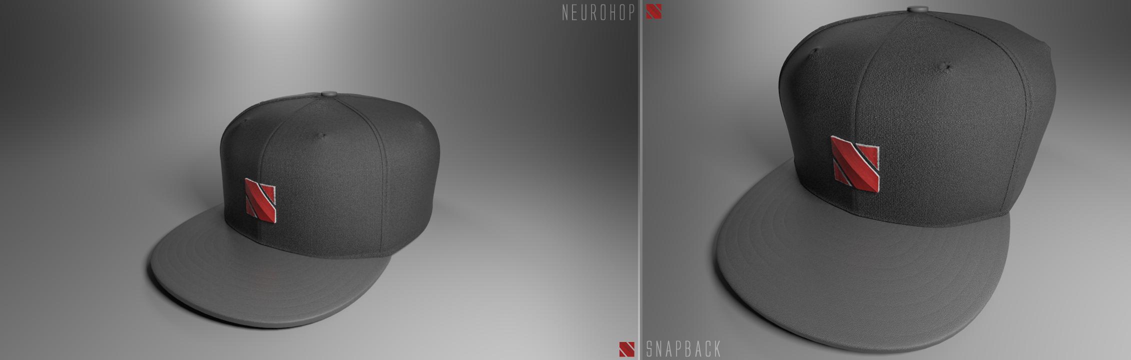 Neurohop - Snapback Cap/01