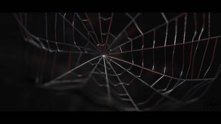 Spiderman Web - 3D Artwork