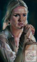 Eleanor Guthrie by OkoneshnikovaOV
