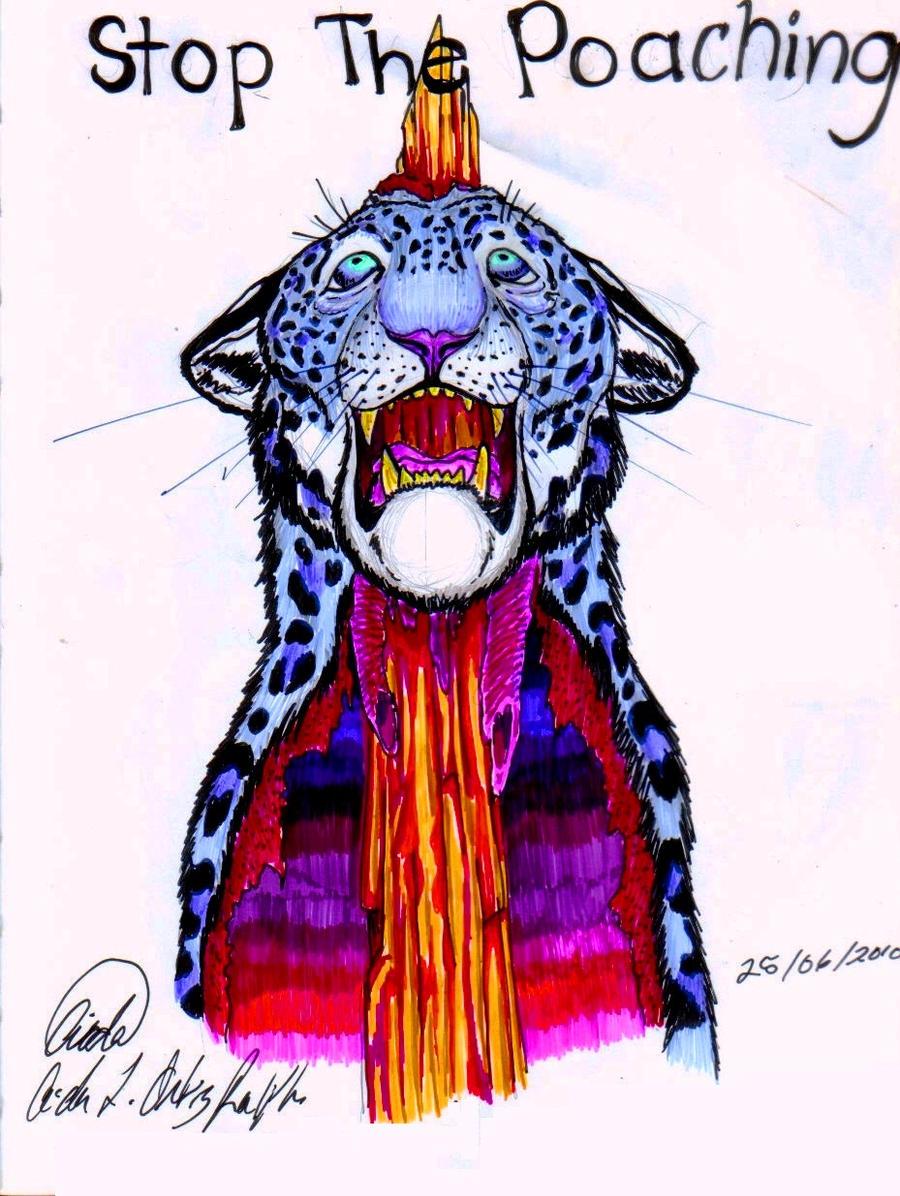 Stop The Poaching by Nakumah