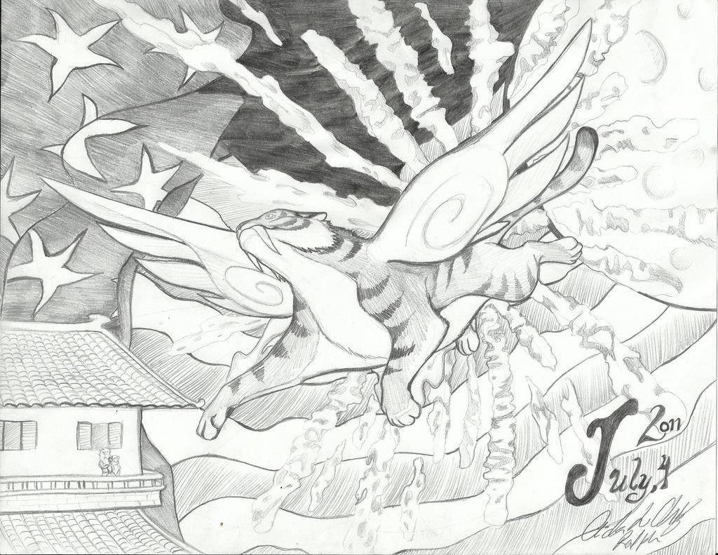 Freedom in Flight by Nakumah