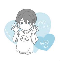 happy birthday haru!!