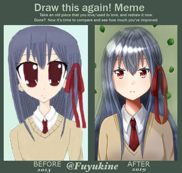 Draw This Again by Fuyukine