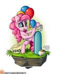 Island Pony - Pinkie Pie