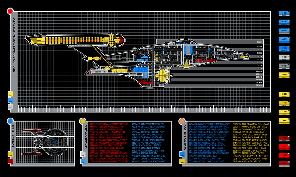 Nx 01 Refit By Doug Drexler Msd By Me By Bmused55 On