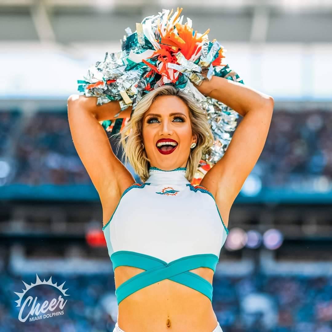 Jenny Smith--Cheerleader