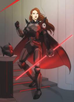 Mandalorian Inquisitor- OC