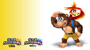 Smashified - Banjo and Kazooie Wallpaper by TheExodude