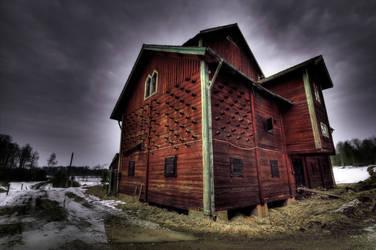 Mill.. by dhym0n